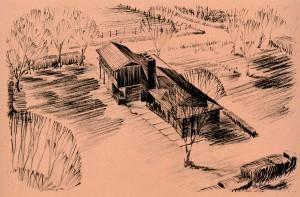 Kamphoefner Solar House 5