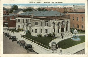 Carnegie Library Oklahoma City
