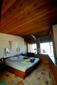 cunningham house herb greene master bedroom