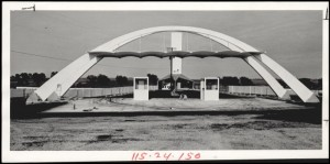 theater North Penn Twin Drive-in 1963