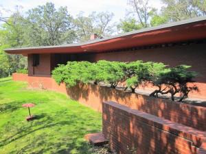 Cedar Rock Front Entry