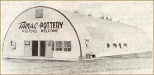 Tamac Pottery's second plant. (Cherokee Strip Museum)