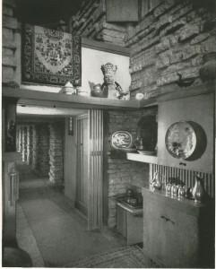 Vintage Taliesin Living Rm 2
