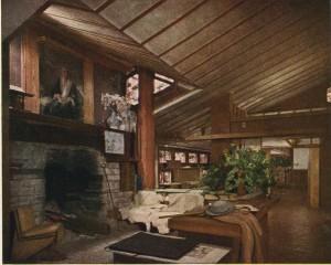 Vintage Taliesin Office