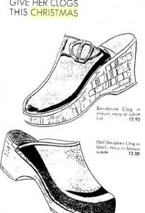 clogs 1972