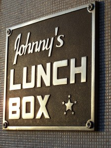 lunch box plaque