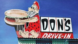 Mac Teague - Dons drive in