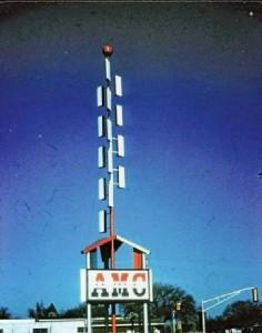 Mac Teague amc sign