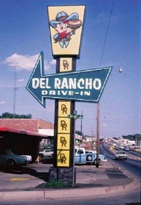 Mac Teague del rancho