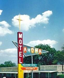 Mac Teague tahoma motel