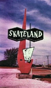 Mac Teague skateland