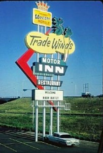 Mac Teague trade winds motel