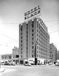hotel black 1947