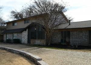 1 - gable house exterior