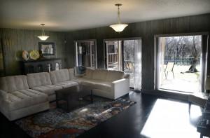 1 gable house living room 2