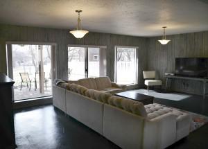 1 - gable house living room