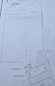 1 - gable house yard boundaries survey