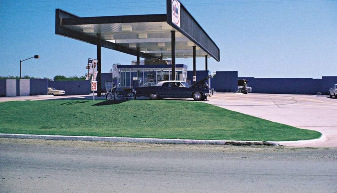 George Nelson Kerr McGee station 1969 okc