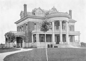 colcord mansion