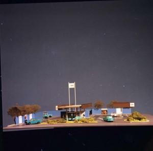 k-m station model december 1968 hillerman
