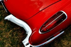 classic car vintage corvette