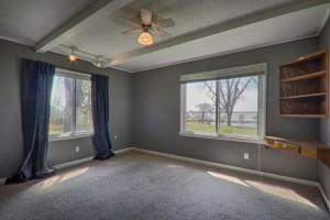 Overholser house bedroom