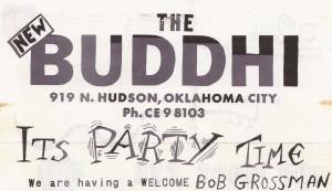 buddhi bob grossman
