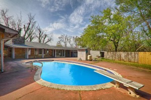 overholser house pool