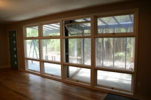 Jack Byrd House - windows