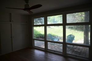 Jack Byrd House master windows