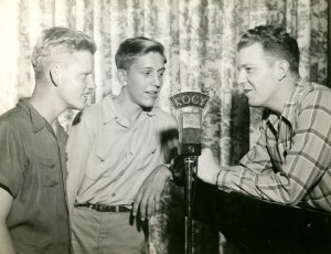 bill alexander radio students