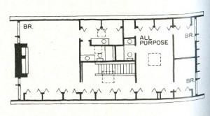 Sorey House - AR - 1968 1 floorplan 2nd