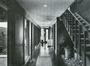 Sorey House - AR - 1968 1 hallway