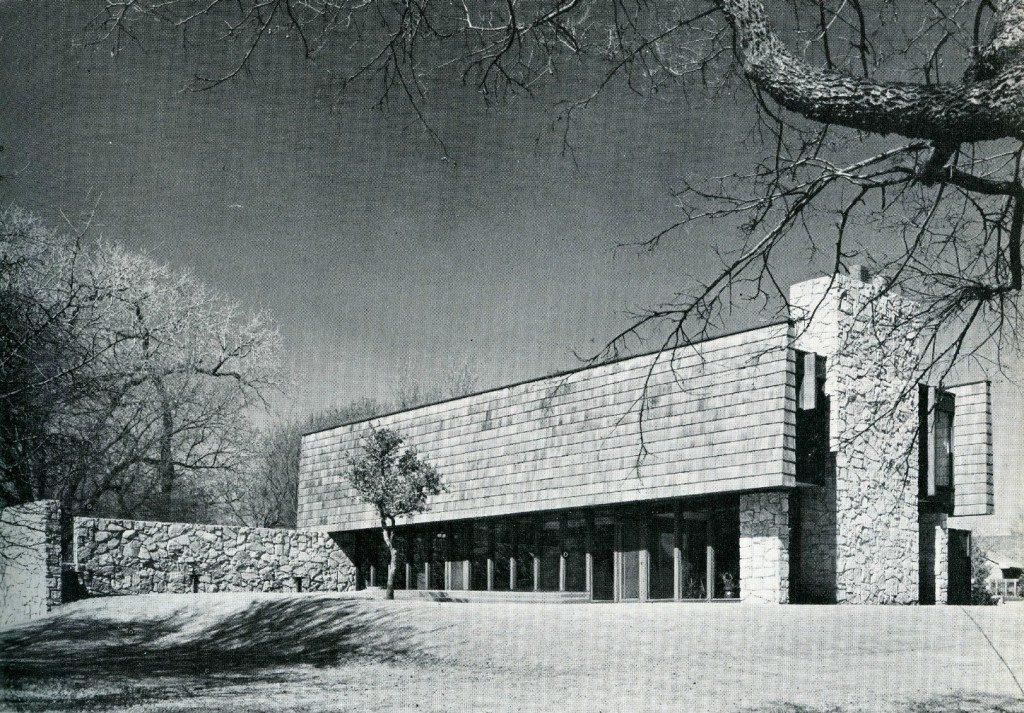 Sorey House - AR - 1968 front