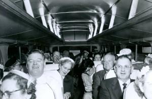 bill alexander bus trip
