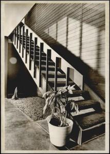 sorey house staircase 1966