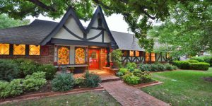 storybook house belle isle