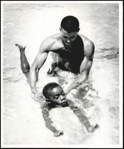 Enid Negro pool 1957