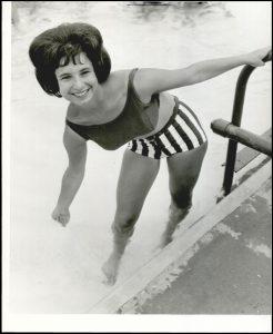 Village pool 1963