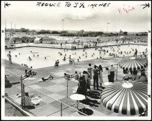 Wedgewood pool 1958