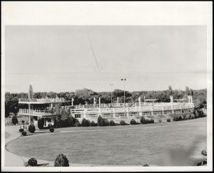 cushing pool 1954