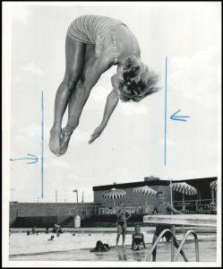 lake view cc pool 1959