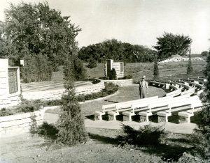 first christian church fcc amphitheater