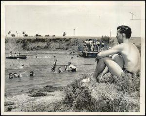 swimming hole 1946