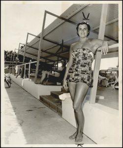 twin hills pool 1956