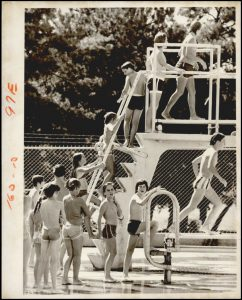 will rogers pool 1972