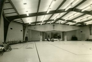 first christian church youth center 1961