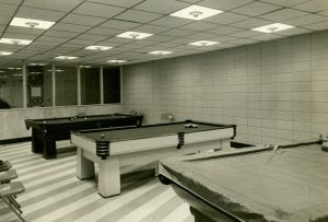 first christian church youth center pool tables