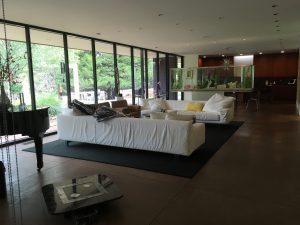 222 residence house living room