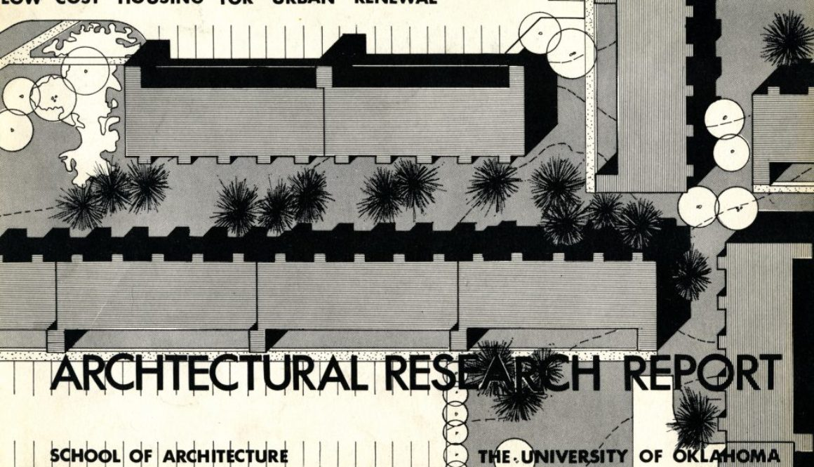 Low Cost Housing for Urban Renewal: Architectural Research Report, Part 2